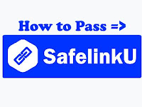 Tutorial Cara Mudah Melewati Safelinku Lengkap dengan Gambar