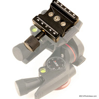 Manfrotto MHXPRO-3WG Arca Compatible Conversion Set from Hejnar PHOTO