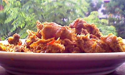 Resep Ayam Bumbu RW