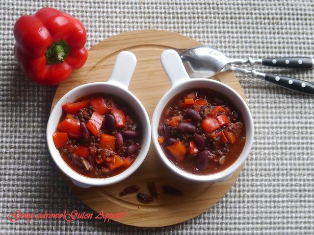 Chili sin carne - Czytaj więcej »