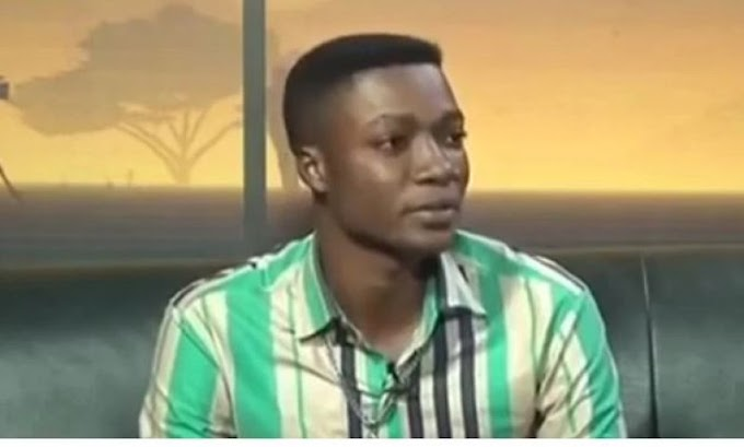 We're happy Obinim flogged us - Teenagers