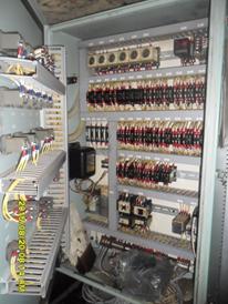 MV. Kartini Baruna Incinerator System Panel Component