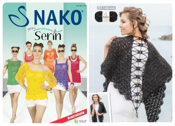 revistas crochet turcas, patrones para crochet