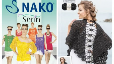 41 Revistas Nako turcas para tejer modelos hermosos