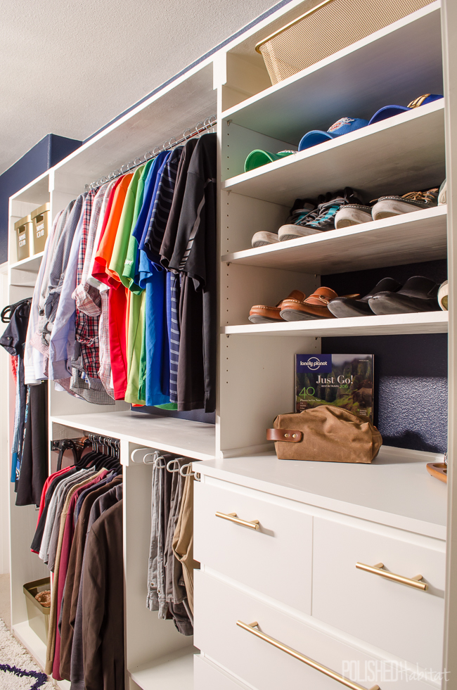 Come Organizzare Il Proprio Guardaroba.24 Consigli Per Organizzare Il Guardaroba Come Professionisti
