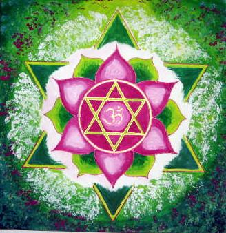 adhara yoga: El cuarto chakra