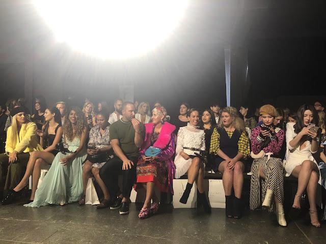Kelly Fountain Oxford Group Fashion Show SS19 Kelly Fountain Recap