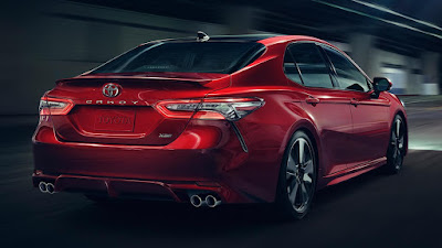 Toyota Camry 2018 Concept, Review, Specs, Price