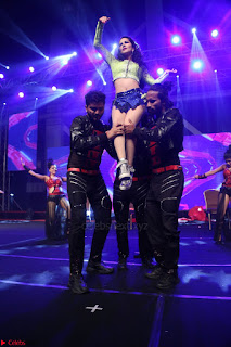 Sunny Leone Dancing on stage At Rogue Movie Audio Music Launch ~  145.JPG