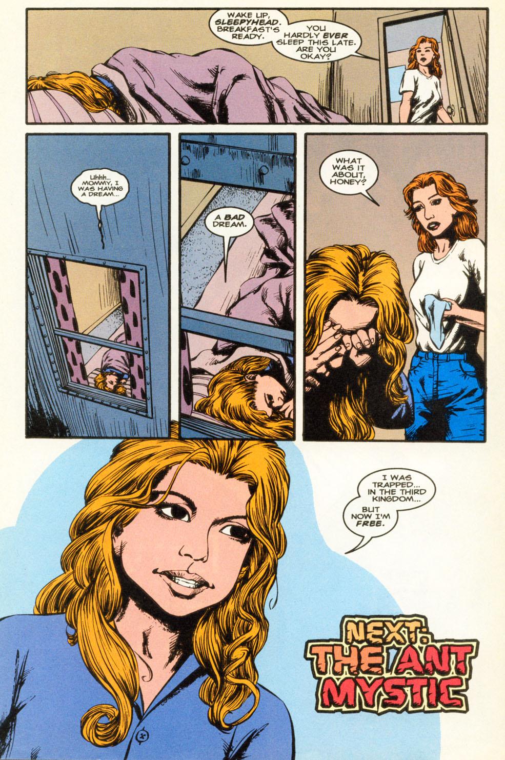 Read online Animal Man (1988) comic -  Issue #84 - 25