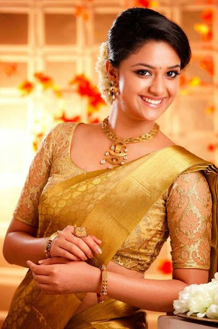 Keerthi Suresh Beautiful Image