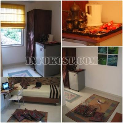 studio apartemen di yogyakarta
