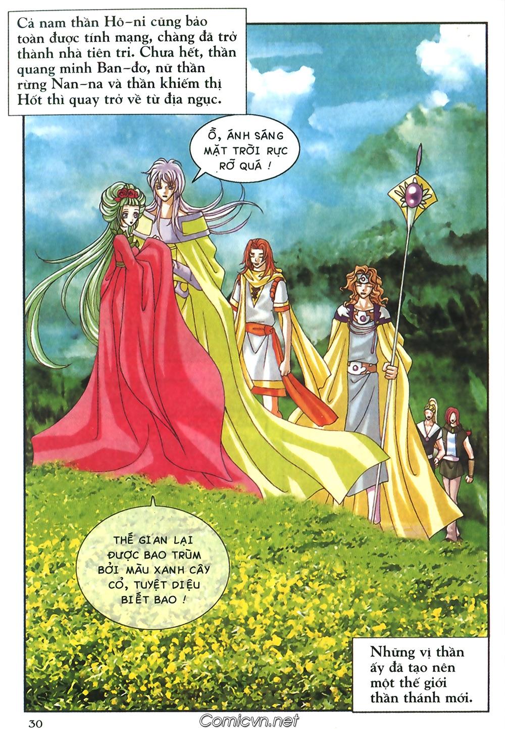 Thần thoại Bắc Âu - Chapter 49: Một thế giới mới - Pic 31
