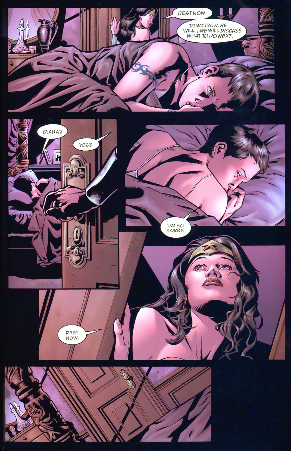Read online Wonder Woman: The Hiketeia comic -  Issue # Full - 81