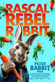 Peter Rabbit | Full Animation Movie (2018) HD-Rip, Feature adaptation of Beatrix Potter's classic tale of a rebellious rabbit trying to sneak into a farmer's vegetable garden