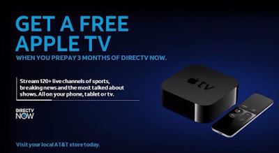 'DirecTV Now' Will Now Offer You A Free 32GB Apple TV 4K When Signing Up for 4-Month Service at $140