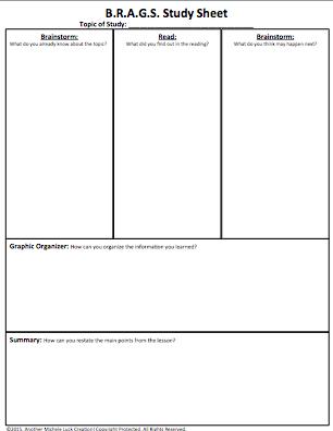 https://www.teacherspayteachers.com/Product/BRAGS-Graphic-Organizer-for-ANY-TOPIC-Brainstorm-Read-Anticipate-Graph-Sum-1665640