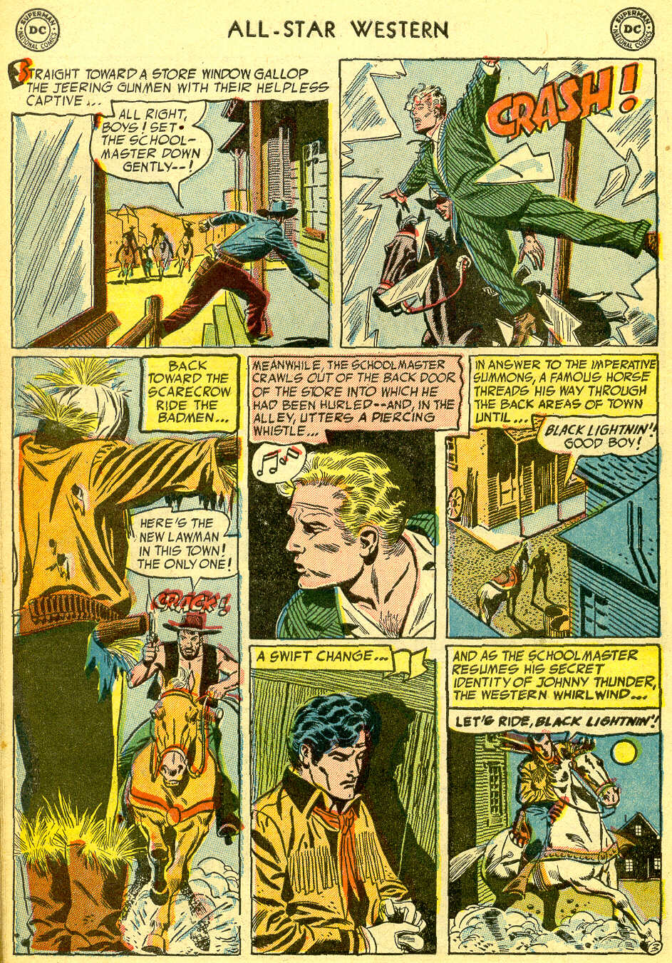 Read online All-Star Western (1951) comic -  Issue #75 - 30