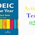 Listening TOEIC Of The Year - Actual Test 02