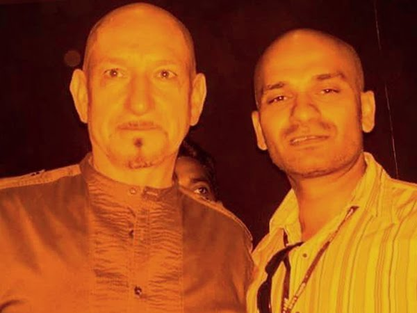 Amit R Agarwal talks to Oscar winner Sir Ben Kingsley