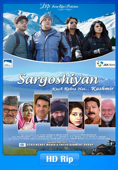 Sargoshiyan 2017 Hindi 720p HDRip x264 | 480p 300MB | 100MB HEVC Poster
