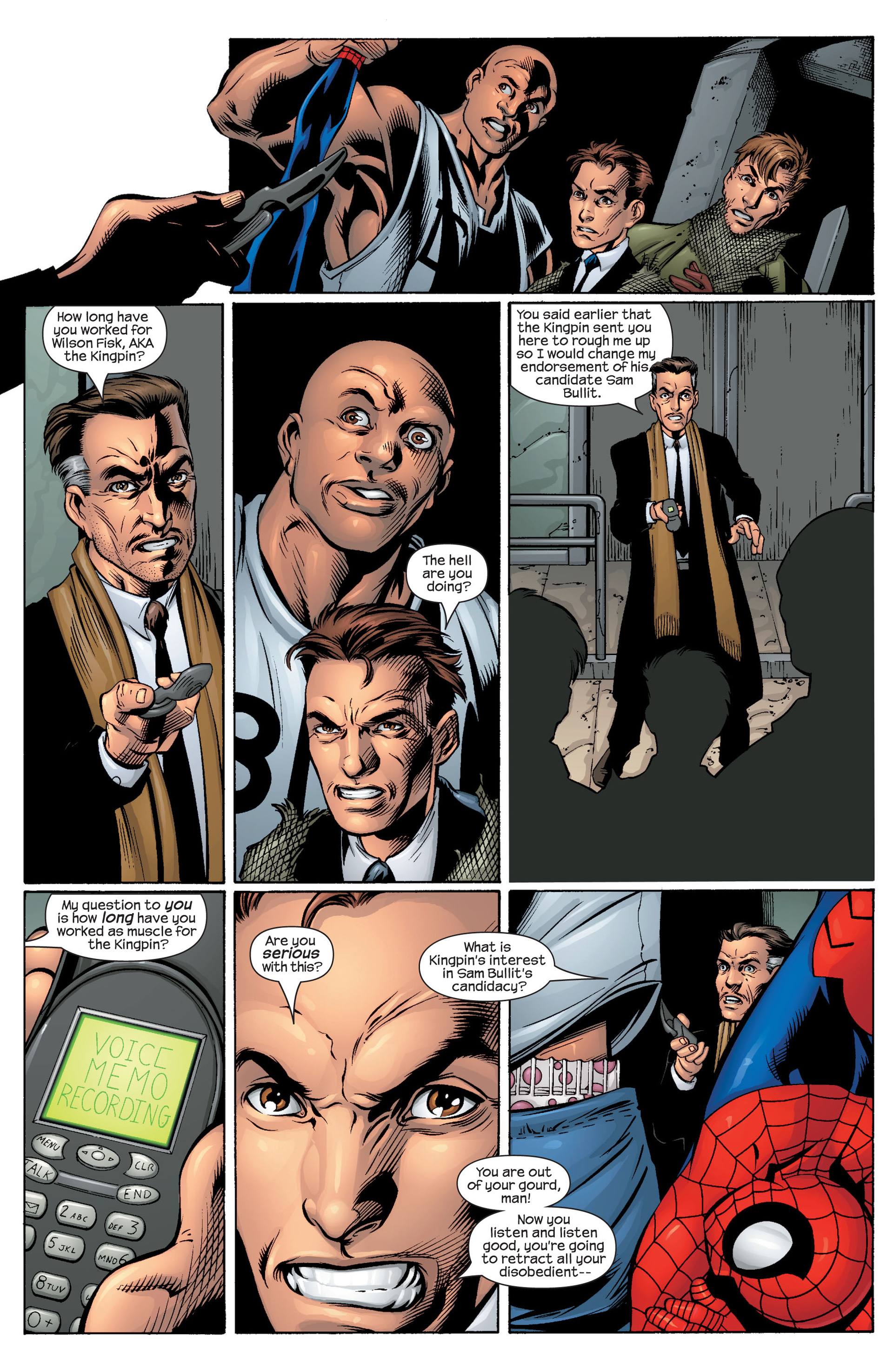 Read online Ultimate Spider-Man (2000) comic -  Issue #49 - 13