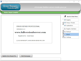 download error repair tools latest with key and patch.