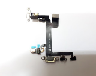 Flexibel On Off Volume Vibrate iPhone 5S