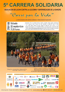 Carrera Solidaria Alcles 2018