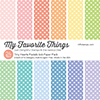 My favorite things - Tiny hearts PASTELS