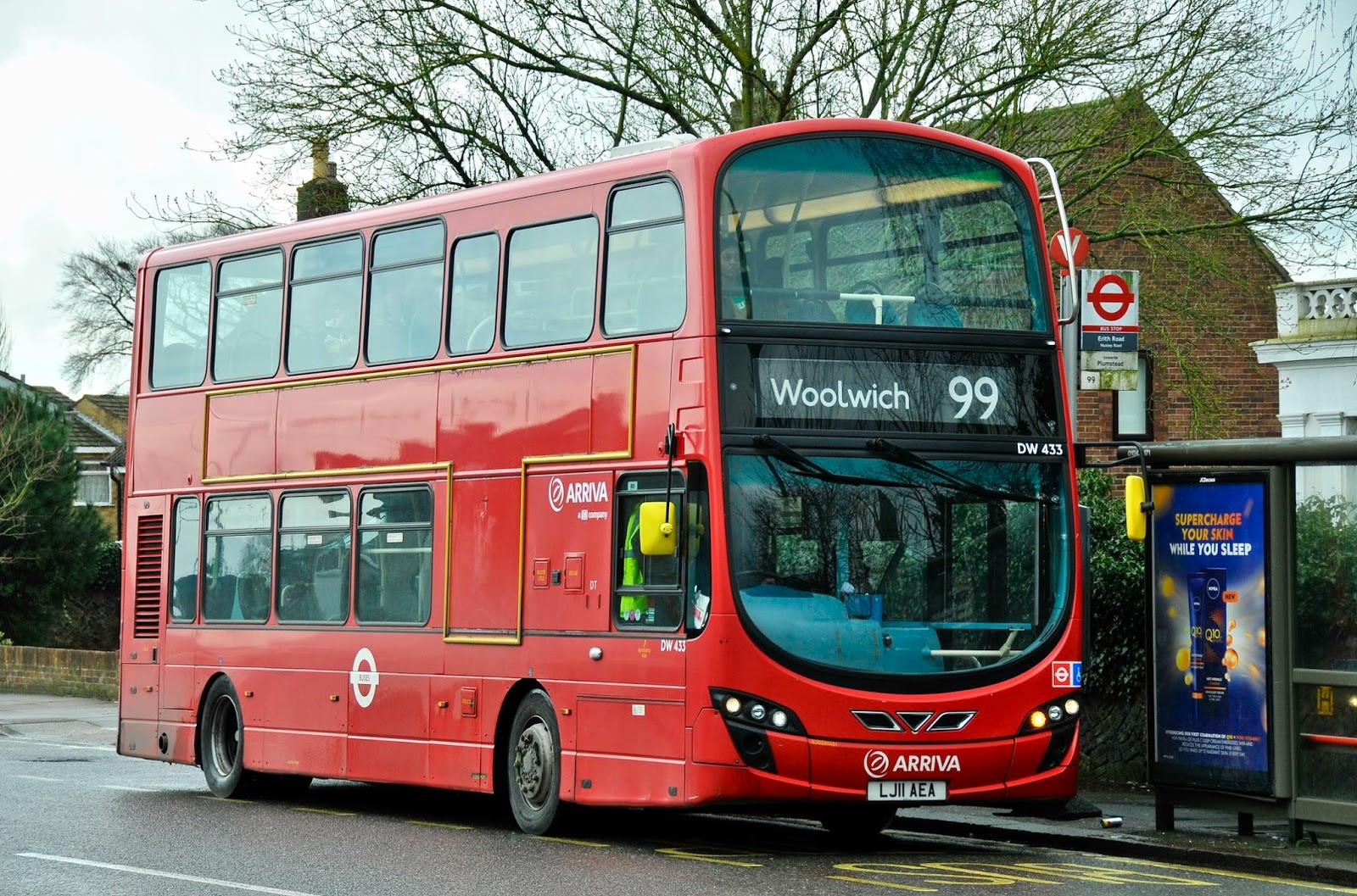 The Story I Published Two Weeks Ago Concerning Unwelcome Changes Made To 99 Bus Route Between Bexleyheath And Woolwich Replacement Of