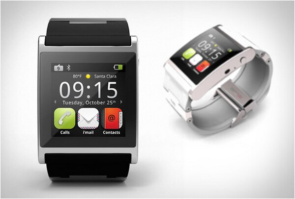 world's first smartwatch