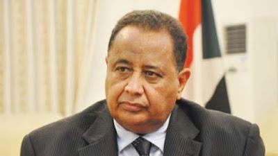 وزير الخارجية السوداني إبراهيم غندور