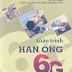 SÁCH SCAN - GIÁO TRÌNH HÀN ỐNG 6G (BỘ XÂY DỰNG)