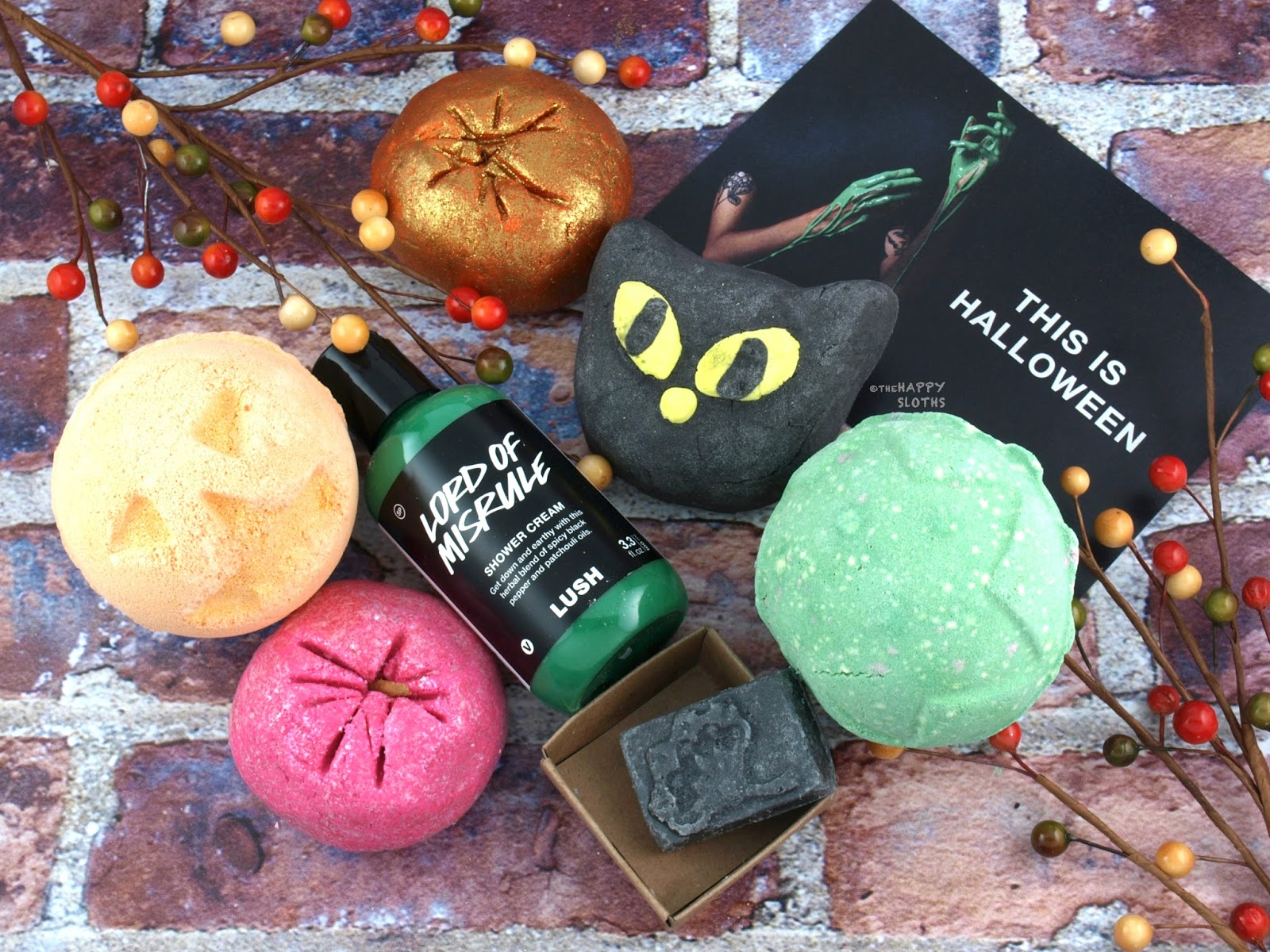 Lush Halloween 2017 Gift Guide