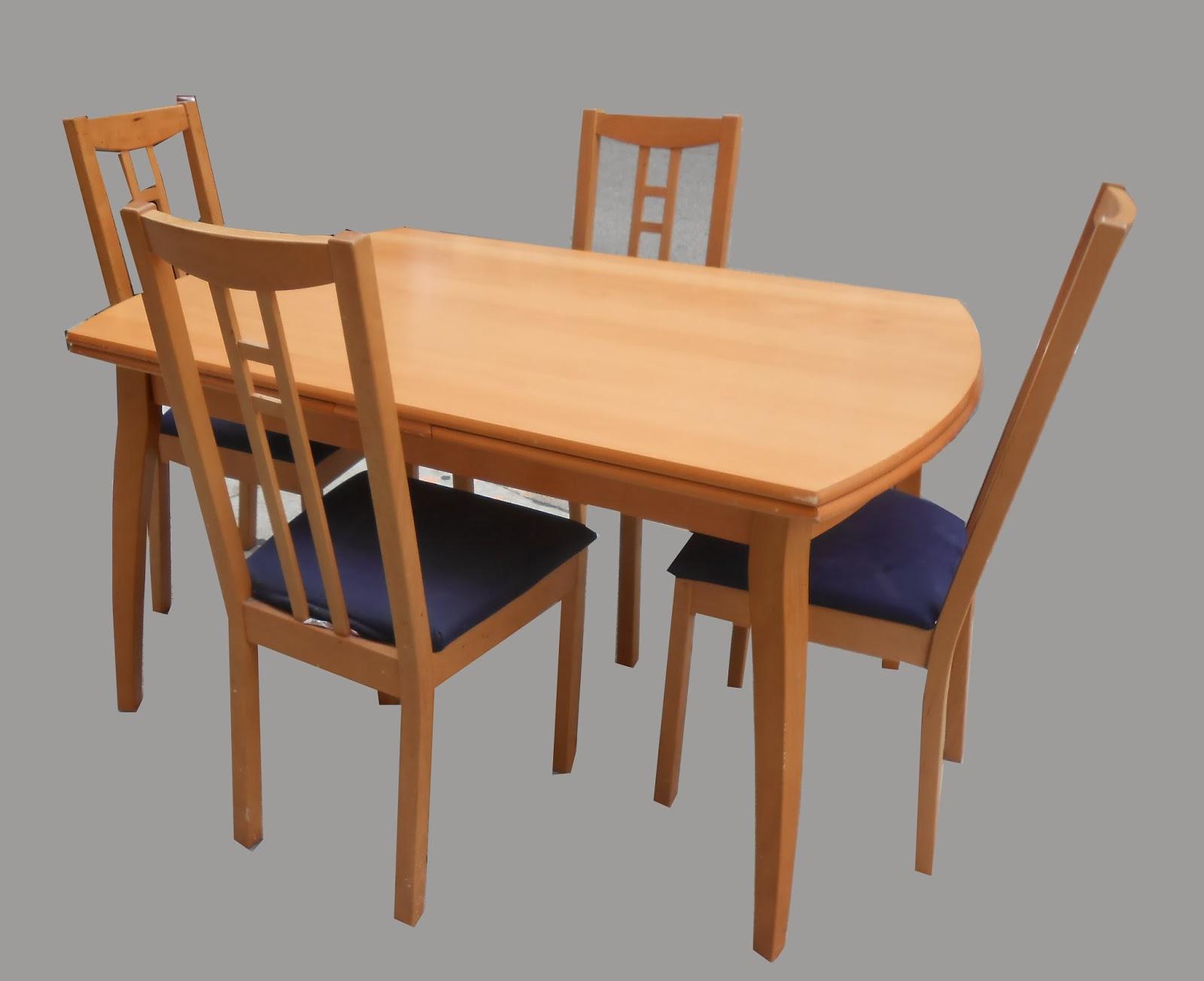 Uhuru Furniture Collectibles Ikea Dining Table 4
