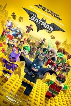 The LEGO Batman Movie (2017) HD-TS 720p