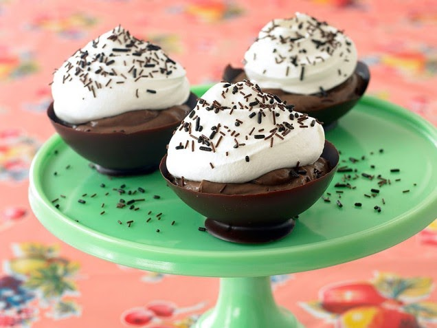 Serendipity Soiree Dessert Love Pudding Cups Balloons