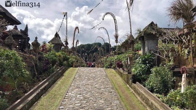 Desa Panglipuran, Desa Wisata Terbersih di Bali