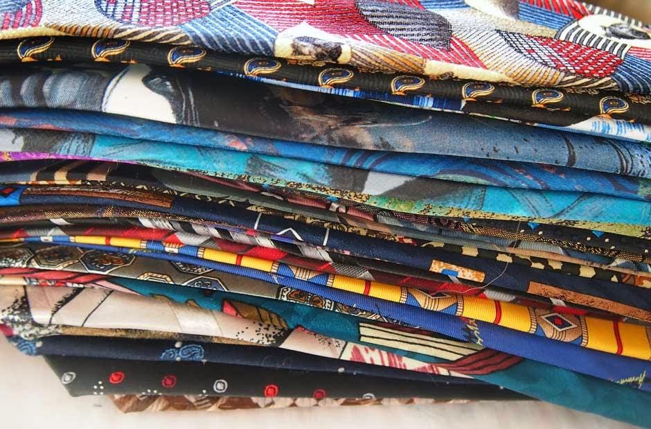 123-Nadelei: Handytaschen aus Krawatten