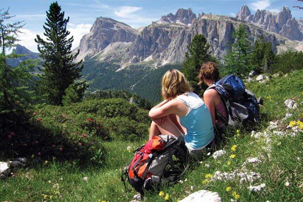 Καλοκαιρινές διακοπές στο βουνό