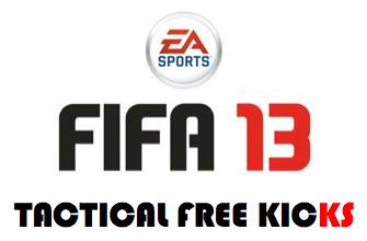 FIFA 13 - Tactical Free Kicks - Core Gameplay