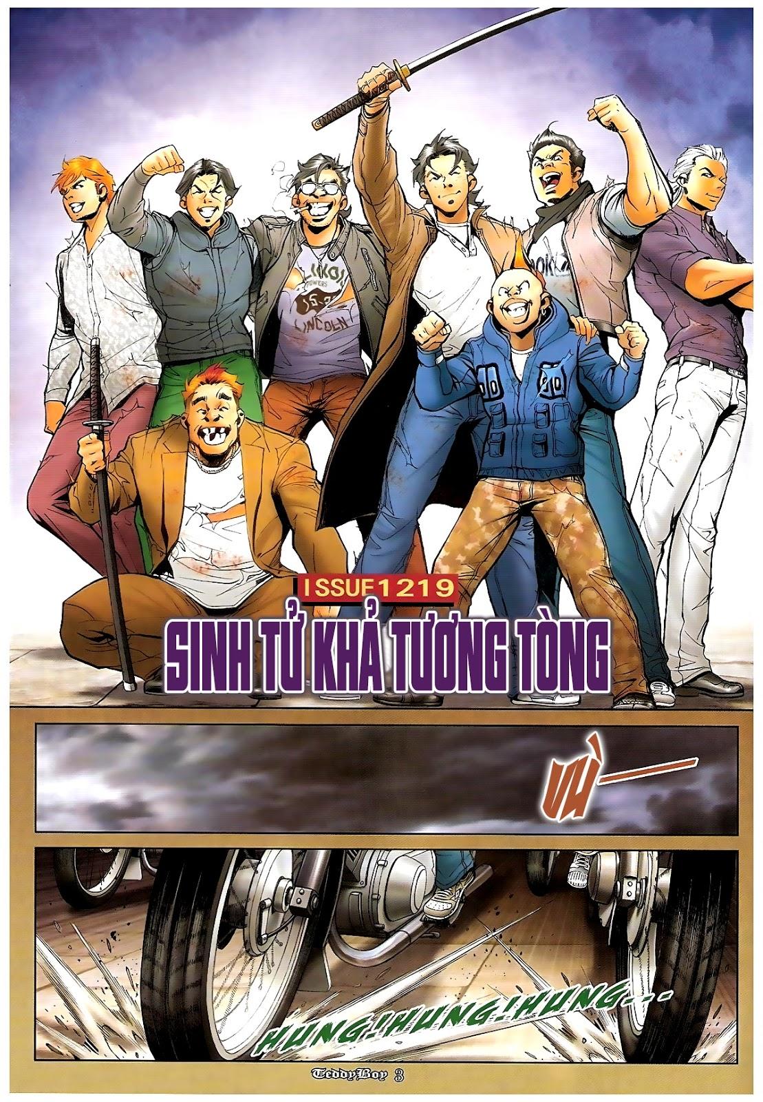 Người Trong Giang Hồ - Chapter 1219: Sống chết cũng theo - Pic 2