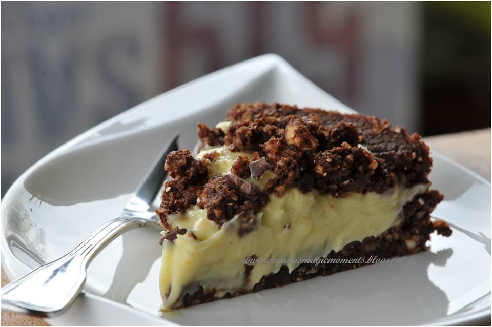 Schoko Pudding Kuchen Zuhause Image Idee