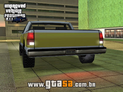 ImVehFt - Improved Vehicle Features para GTA San Andreas