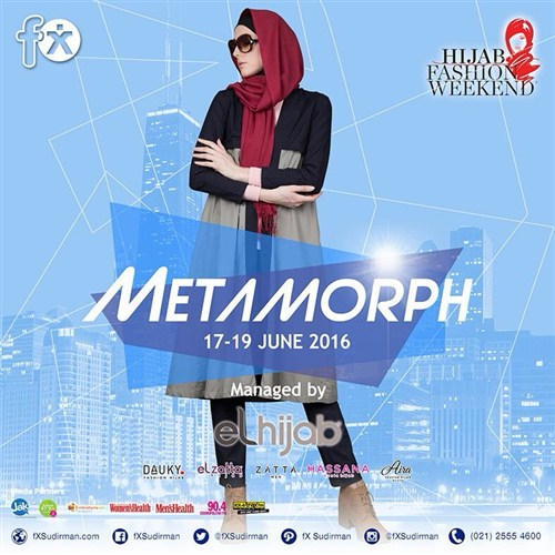 Hijab Fashion Week Metamorph
