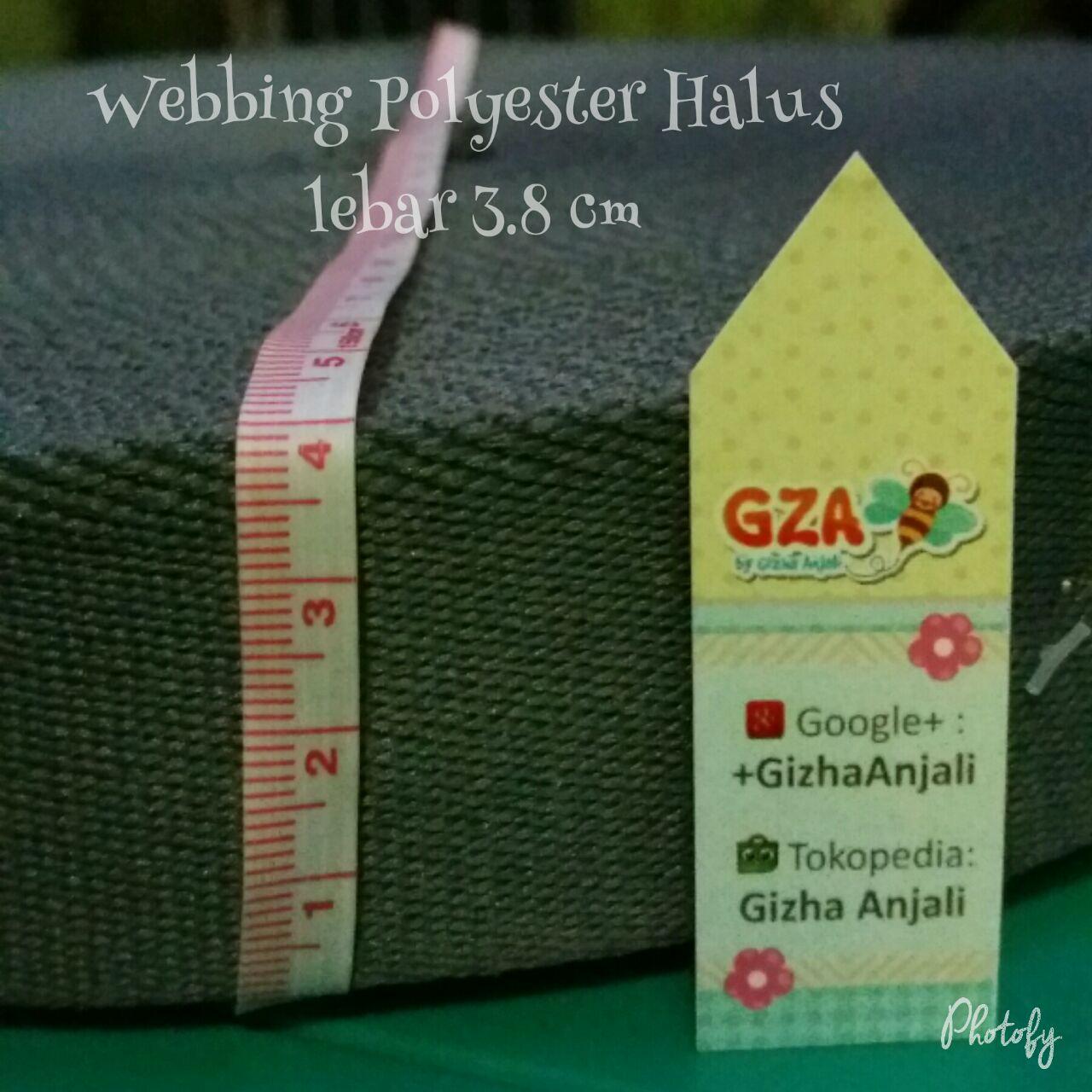 Pojok Kreasi Jual Tali Webbing Polyester Dan Katun Untuk Tas Handmade Di Bogor Wa Line 081808076098
