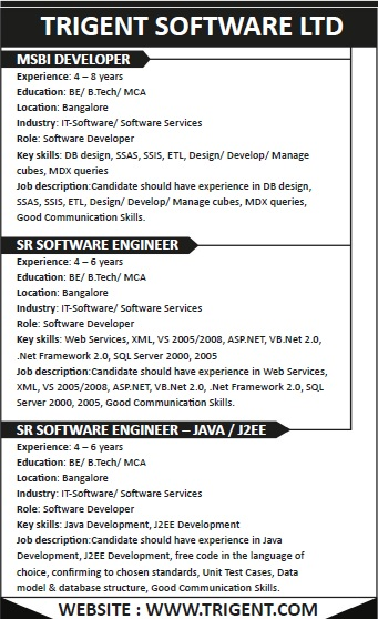 java soa developeer jobs in hexaware technologies in chennai india with relevant experience in the field of software services of soa esb jee framework - Responsibilities Of A Software Engineer