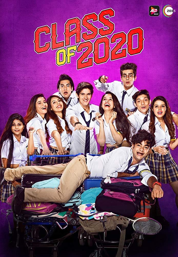 Class of 2020 Season 2 Hindi ALTBalaji Web Series (Ep 17-19) 200MB HDRip 480p