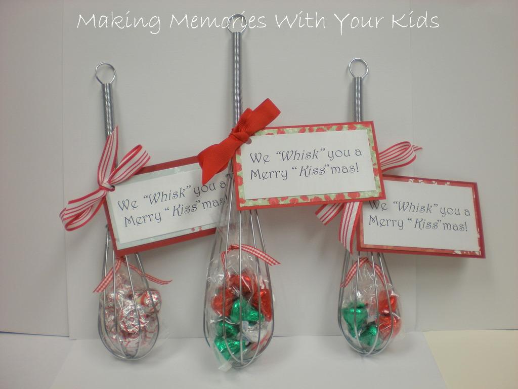 Small Gifts To Make For Christmas